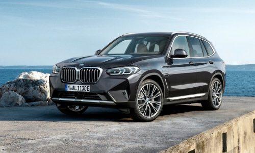 2022 BMW X3 / X4 update debuts, on sale in Australia Q4