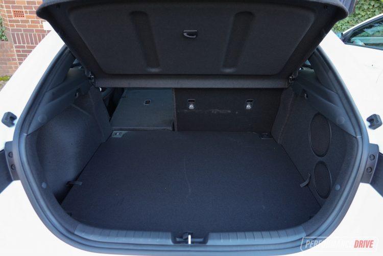 2022 Kia Cerato GT hatch-boot