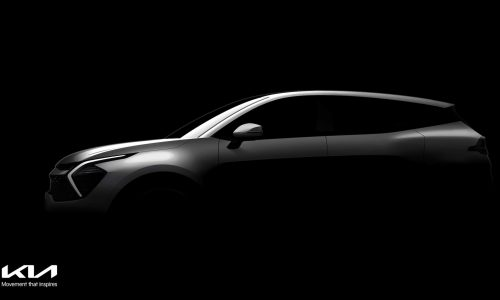 All-new 2022 Kia Sportage 'NQ5' officially previewed