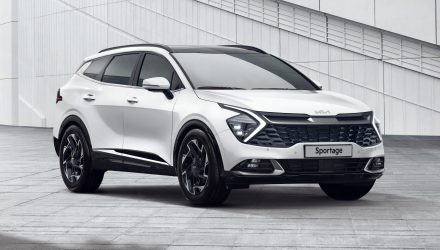 2022 Kia Sportage 'NQ5' revealed, inside and out