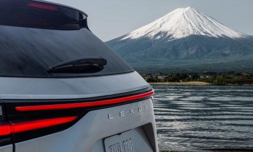2022 Lexus NX official debut confirmed for June 12
