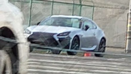 Lexus 'UC' sports coupe spotted, based on Toyota GR 86