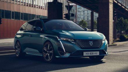2022 Peugeot 308 SW wagon revealed, confirmed for Australia