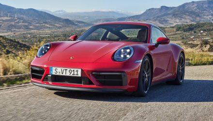 2022 992 Porsche 911 GTS unveiled, now on sale in Australia