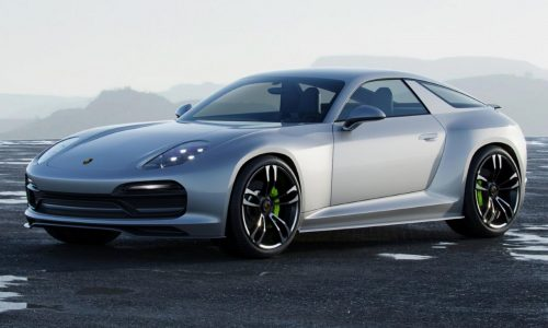Modern Porsche 928 envisioned, looks absolutely spot on