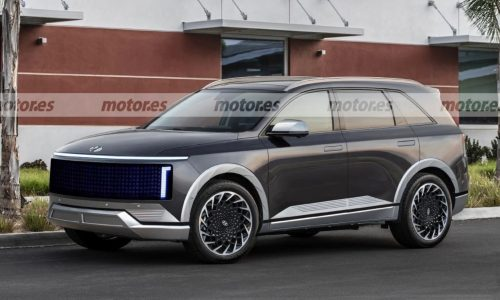 Is this what the Hyundai IONIQ 7 will look like?