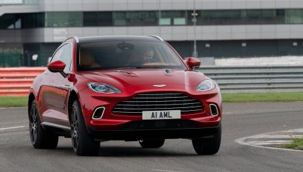 More powerful Aston Martin 'DBX S' coming, plug-in hybrid confirmed