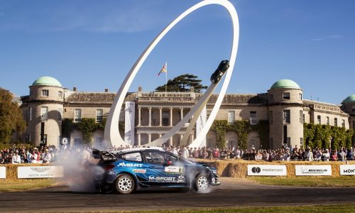 2021 Goodwood Festival of Speed going ahead, under 'pilot event' guidelines