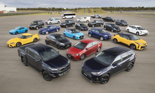 Australian vehicle sales for May 2021 (VFACTS)