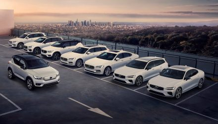Volvo global sales up 43% in May, up 49.9% year-to-date
