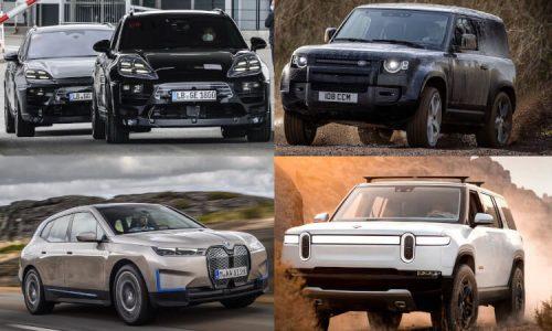 Top 10 best SUVs coming to Australia in 2022