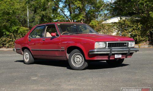 Video: 1979 Holden Sunbird (UC Torana) 0-100km/h & engine sound