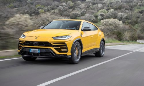 Lamborghini posts record first-half yearly sales in 2021