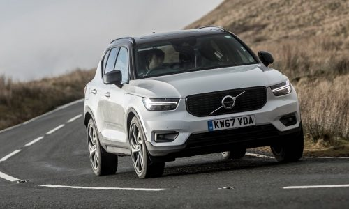Volvo reports record global half-year sales in 2021, up 41%