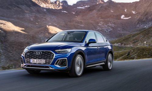 2021 Audi Q5 Sportback, SQ5 Sportback now on sale in Australia