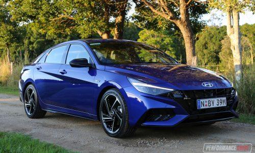 2021 Hyundai i30 N Line Sedan review (video)