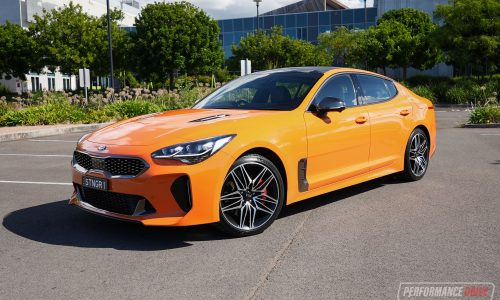 2021 Kia Stinger review – GT & GT-Line (video)