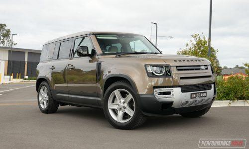 2021 Land Rover Defender D300 SE review (video)