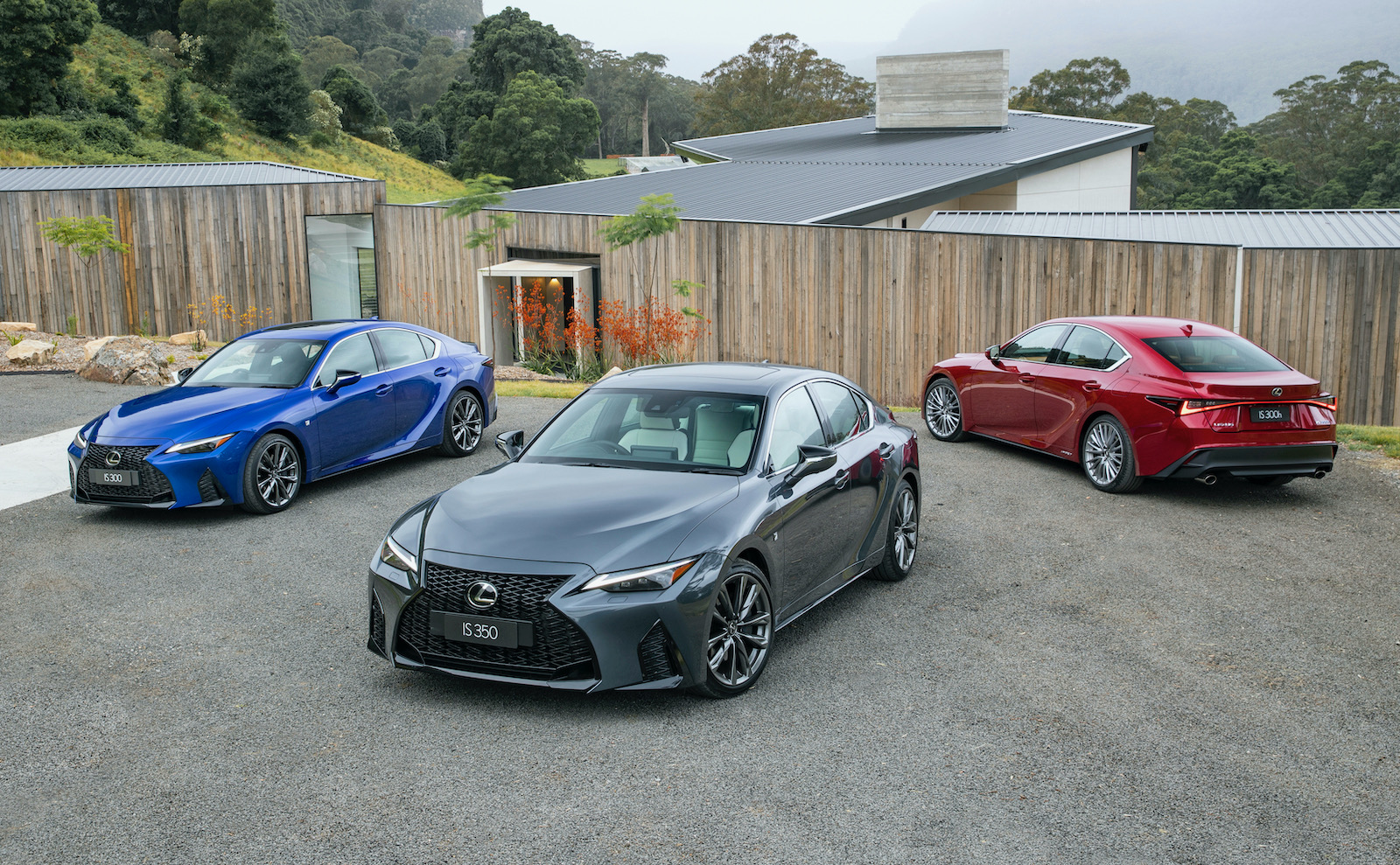 Lexus IS, RC, CT being discontinued in Australia due to ADR requirements