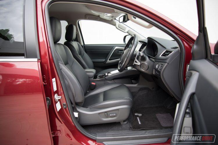 2021 Mitsubishi Pajero Sport GLS review (video ...