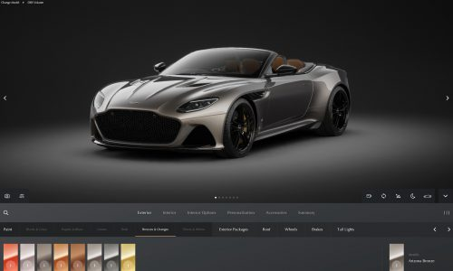 MY2022 Aston Martin updates add power for DB11, new options for DBX, DBS