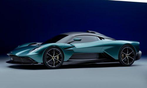 Aston Martin Valhalla unveiled, swaps V6TT for AMG V8TT
