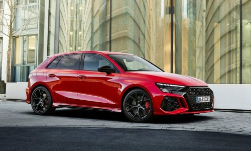 2022 Audi RS 3 unveiled, confirmed for Australia