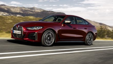 BMW Australia confirms local details for 2022 4 Series Gran Coupe