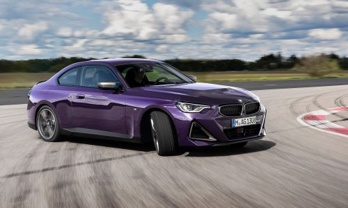 2022 BMW 2 Series coupe revealed, confirmed for Australia
