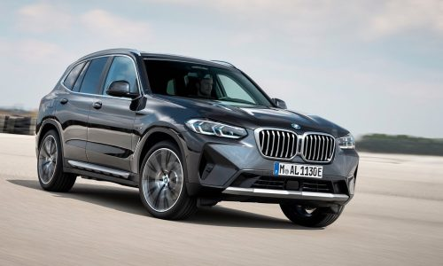 2022 BMW X3, X4 on sale in Australia from $73,900, arrives Q4