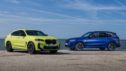 BMW Australia confirms prices for 2022 X3/X4 M, M3/M4 xDrive, M4 Convertible