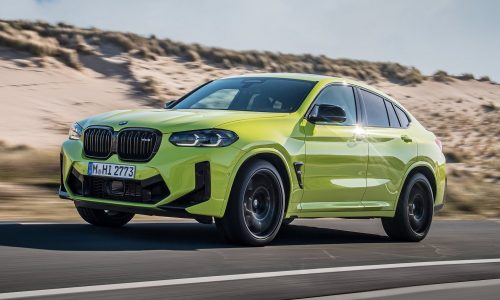 BMW global sales up 39% in 2021 first half