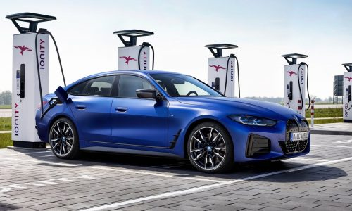 2022 BMW i4 prices announced for Australia, eDrive40 and M50