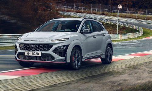 2022 Hyundai Kona N price from $47,500 in Australia, arrives Q3