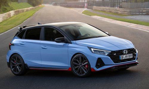 2022 Hyundai i20 N price from $32,490 in Australia, arrives Q4