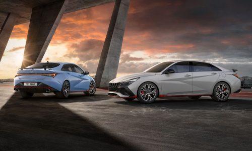2022 Hyundai i30 Sedan N (Elantra) revealed, quickest model yet