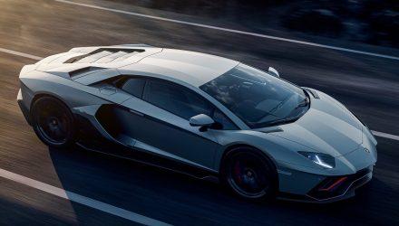 Lamborghini Aventador LP 780-4 Ultimae debuts as final variant