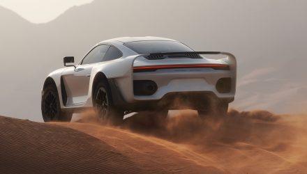 Marc Gemballa debuts Porsche 959-inspired 'Marsien' supercar