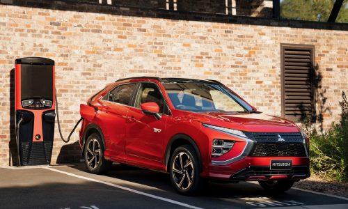 Mitsubishi Australia announces Eclipse Cross plug-in hybrid variant