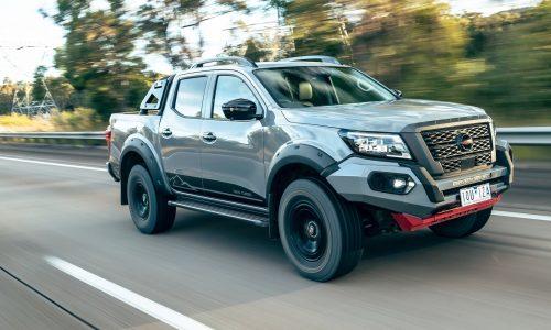 2022 Nissan Navara Pro-4X Warrior on sale from $67,490