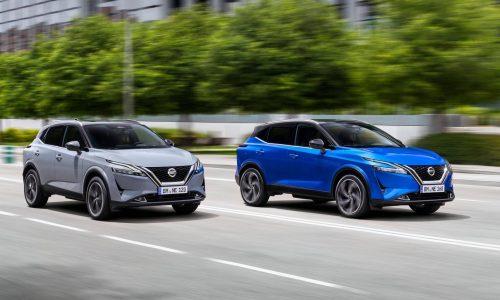Nissan Australia confirms 2022 launch for all-new Qashqai