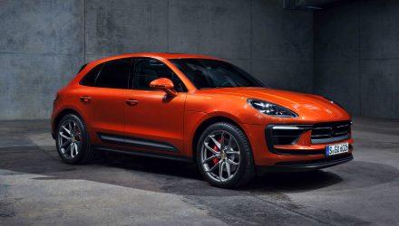 2022 Porsche Macan update gets more power, new tech