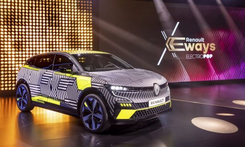 Renault outlines electric strategy, 10 new EVs coming by 2025
