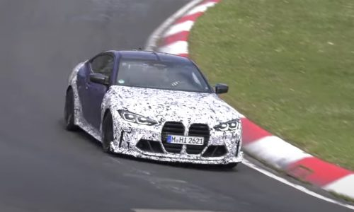2023 BMW M4 CSL, M3 CS coming; 400kW, auto, weight reduction