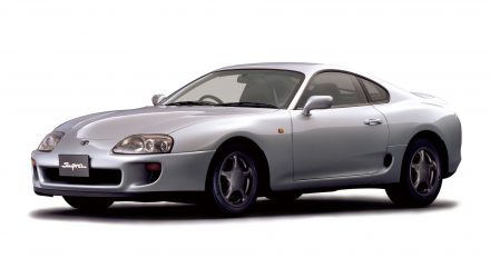Toyota announces official spare parts for A70, A80 Supra