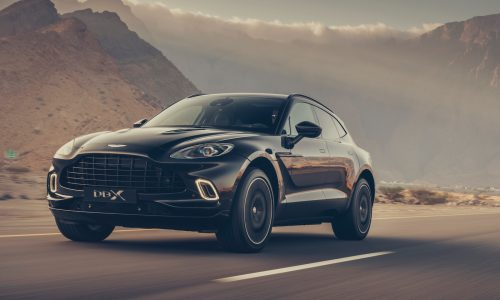 2021 H1: Aston Martin reduces losses, big demand for DBX SUV