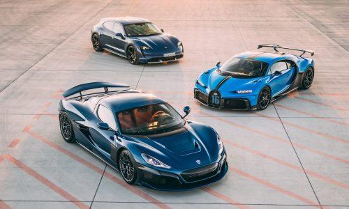 Bugatti-Rimac joint venture confirmed; Porsche 45%, Rimac 55%