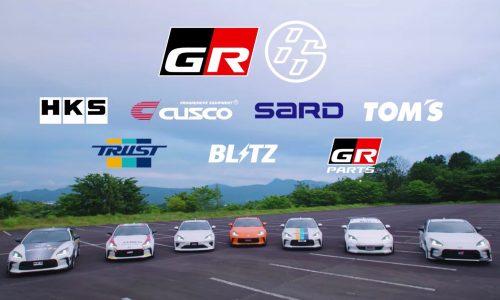 Gazoo Racing lets elite tuners work on 2022 Toyota GR 86 (video)