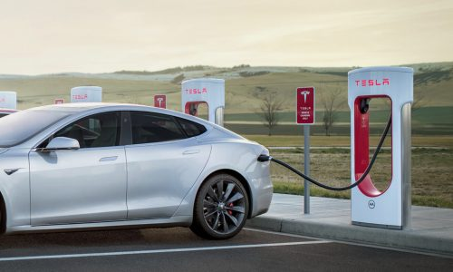 Tesla to open Supercharger network to other EVs, Musk says
