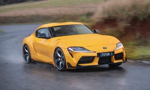 Toyota GR Supra recalled over engine management software